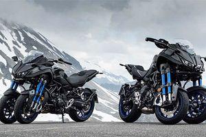 Xe môtô 3 bánh Yamaha Niken mới 'chốt giá' 480 triệu đồng