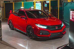 Xem chi tiết xe bán tải Honda Civic Type R chính hãng