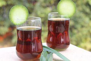 8 công thức nước uống giúp bạn thanh lọc cơ thể giải nhiệt ngày hè