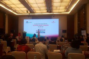 Chính thức ra mắt nhóm sản phẩm Doppelherz Kinder dành cho trẻ em tại Việt Nam
