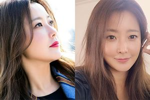 Ngắm vẻ đẹp không tỳ vết của Kim Hee Sun ở tuổi 41