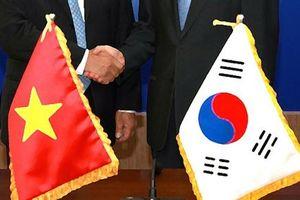 Việt Nam. Hàn Quốc nâng kim ngạch thương mại 100 tỷ USD vào năm 2020