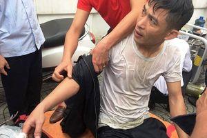 Hà Tĩnh: Một chiến sĩ bị đứt lìa ngón tay khi chữa cháy tại quán karaoke