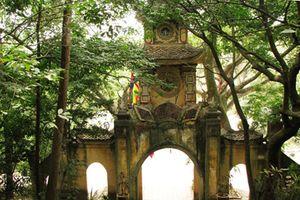 Hậu cung ngôi đền 'bước chân vào là mất mạng' ở Hải Dương