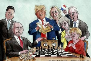 Nga 'chiếu tướng' đánh sụp bá quyền Mỹ