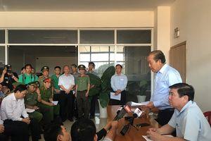 Vụ cháy Carina: Phó thủ tướng yêu cầu xử lý nghiêm!