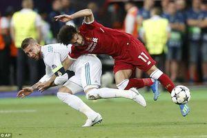 Khiến Salah có nguy cơ mất World Cup, Sergio Ramos bị chỉ trích dữ dội