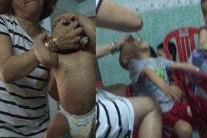 Bảo mẫu bạo hành trẻ em ngay giữa trung tâm Đà Nẵng