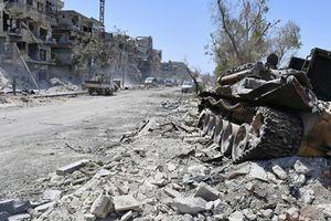 Nga tổn thất thêm bốn quân nhân ở Syria