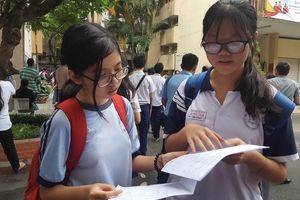 Trích dẫn lạ trong đề thi văn vào lớp 10 Trường Phổ thông Năng khiếu TP.HCM