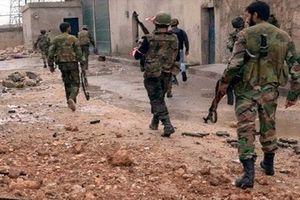 Quân đội Syria chiếm thêm kho vũ khí lớn của phe thánh chiến tại Homs