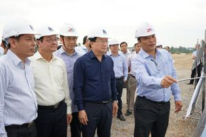 Cao tốc Trung Lương - Mỹ Thuận phải hoàn thành trong năm 2020
