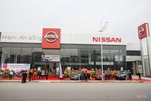 Kim Liên Group khai trương đại lý Nissan thứ 2 tại Hà Nội