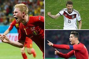 Top 7 cầu thủ có thể giành Quả bóng Vàng nhờ World Cup 2018
