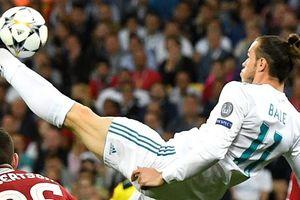 Đội hình tiêu biểu Champions League: Người hùng Bale vắng mặt