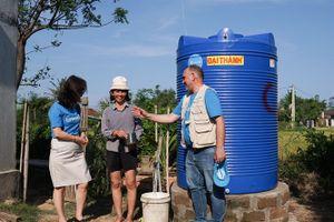 Chia sẻ kinh nghiệm hỗ trợ nước sạch nông thôn