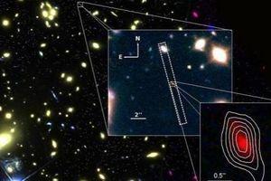 Nhiều sao lạ hình thành sau vụ nổ Big Bang