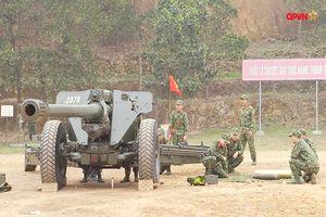 Cận cảnh 'voi thép' bách chiến bách thắng của pháo binh Việt Nam