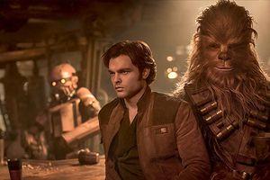 'Solo: A Star Wars Story' gây thất vọng cho sêri 'Star Wars'