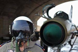 Đằng sau việc Không quân Syria bất ngờ cấm Iran sử dụng nhà chứa máy bay