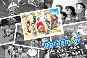 'Doraemon 2018': Sau tất cả, ai cũng có một hòn đảo giấu vàng của riêng mình!