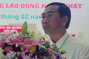 Bãi nhiệm chức vụ Phó Chủ tịch UBND TP đối với ông Đặng Văn Nang