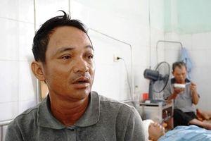 Thanh Hóa: Vác dao xuống đồng đánh người dã man đòi bảo kê gặt lúa