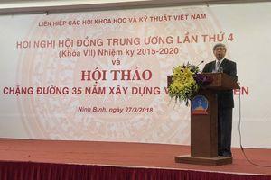 Liên hiệp Hội Việt Nam: Chặng đường 35 năm xây dựng và phát triển