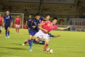 Trực tiếp bóng đá: B.Bình Dương - Sài Gòn FC 17h00 hôm nay (29/5) trên VTV6