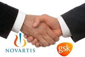 Chi 13 tỉ đô, GlaxoSmithKline mua đứt liên doanh với Novartis