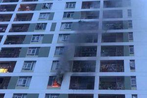 Cách thoát hiểm khi hỏa hoạn nhà cao tầng