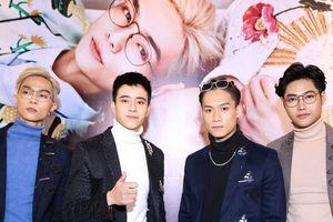 Đạo diễn Luk Vân nỗ lực giữ nhóm nhạc The Air với thành viên mới