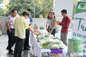 Hưng Yên kết nối giao thương tiêu thụ sản phẩm nông nghiệp