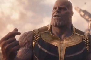 Cú búng tay thần thánh của Thanos trong 'Infinity War' đáng lẽ chỉ xuất hiện trong 'Avengers 4'