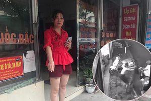 Vụ 5 người phụ nữ dũng cảm chống lại kẻ trộm xe SH: 'Nó quát lớn đe dọa không bỏ ra sẽ đâm chết'