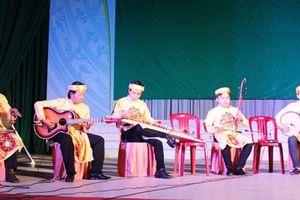 Hội thi Đờn ca tài tử năm 2018 tại Kiên Giang
