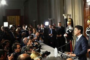 Châu Âu 'nhức đầu' với bế tắc chính trường Italy