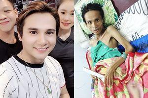 Ca sĩ Việt 'da bọc xương' vì mắc bạo bệnh: Tôi đã khỏe và tăng 30 kg