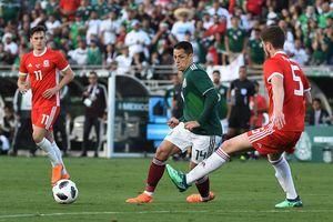 Javier Hernandez đội tuyển Mexico: 'Hạt đậu nhỏ' lợi hại