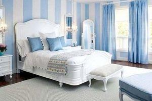 Phong thủy khi trang trí nội thất phòng ngủ người tuổi Hợi