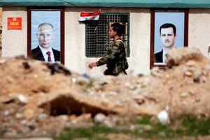 Iran sắp bị 'hất' khỏi Syria đúng ý Israel?