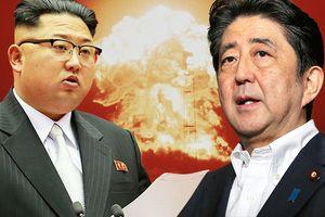 Ông Abe nói về cuộc gặp giữa ông Tập Cận Bình và Kim Jong-un