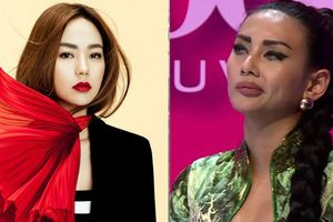 Võ Hoàng Yến đăng clip, 'dằn mặt' Minh Hằng dù cùng ngồi ghế nóng The Face?