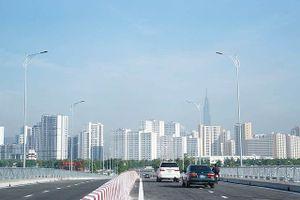 Thông xe cầu 350 tỷ, giảm áp lực giao thông vào cảng lớn nhất Việt Nam