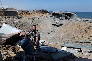 Biên giới Israel-Gaza bình yên lạ thường khi ngưng tiếng súng