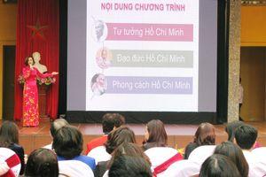 Sinh hoạt chuyên đề thư viện của học sinh Hà Nội