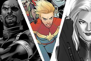 Nick Fury và cuộc gọi cầu cứu Captain Marvel có vai trò gì đối với 'Avengers 4'?