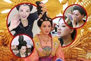 Quá trình trở thành Thái Bình công chúa của Trần Vỹ trong 'Thâm cung kế'