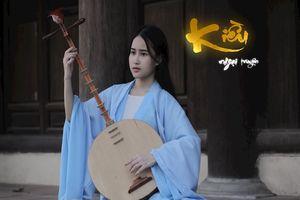 Diễn viên trẻ Kim Cúc: 'Lúc đóng Kiều, có lúc đạo diễn đã khóc cùng với mình'