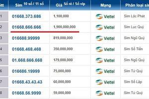SIM 11 số đổi về 10 số: Số phận SIM tiền tỷ về đâu?
